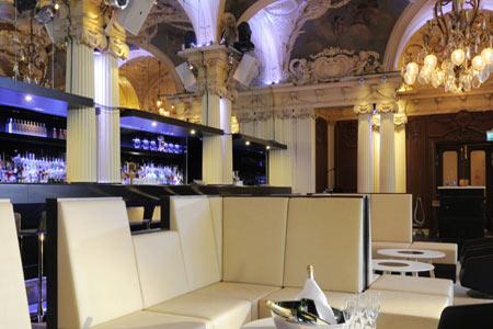 Cafe operas festlokaler