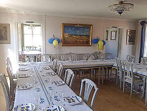 festlokal i avesta ebba brahes festvåning
