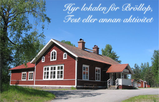 festlokal i söderala - mo bygdegård