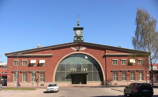 festlokal i gävle södra station