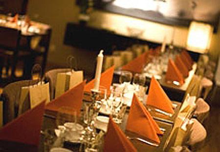festlokal i Sörforsa - Radjos restaurang