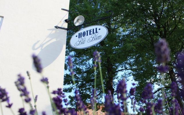 Hotell Blå Blom i Gustavsberg. FEstlokal i Sörmland