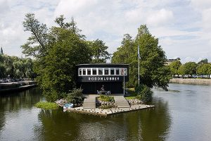 Festlokal i Norrköping - Roddklubben